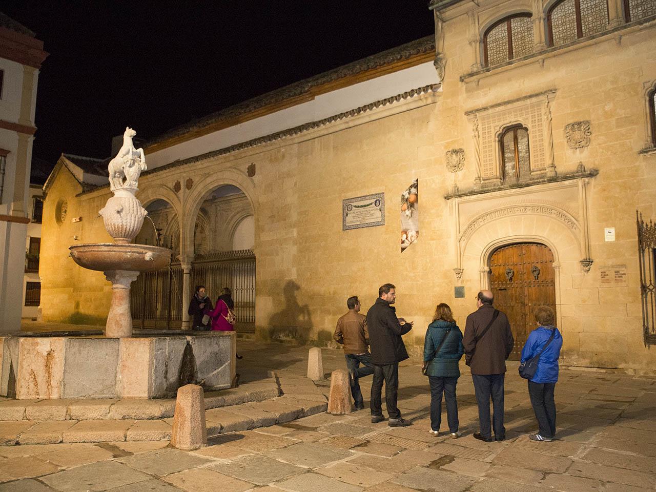 Cordoba guided tour by night - Mezquita de cordoba de noche ...